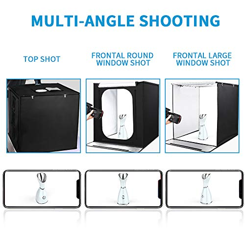 Zoom IMG-1 portable photo box 16 x16