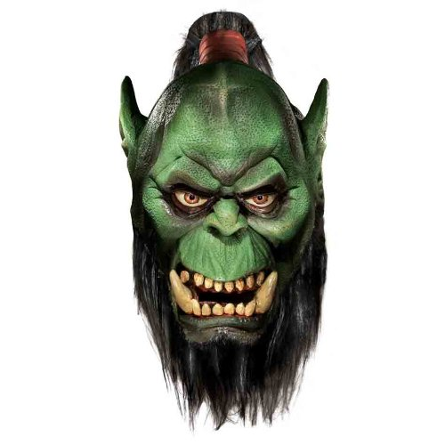 World of Warcraft - Deluxe Maske (Maske Orc)