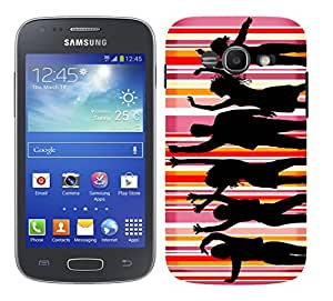 WOW Printed Designer Mobile Case Back Cover For Samsung Galaxy Ace NXT SM-G313H
