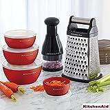 Kitchenaid Box Reibe & Food Chopper mit 4Prep Schalen
