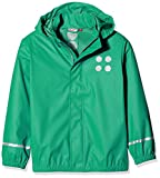 Lego Wear Jungen Lego Jonathan 101-Regenjacke, Grün (Light Green 835), 116