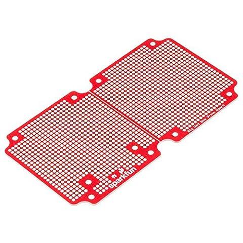 DEV-13317 SparkFun Big Red Box Proto Board /fba