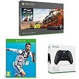 Xbox One X 1 To - Forza Horizon 4/Forza Motorsport 7 + Fifa 19 + 2ème manette