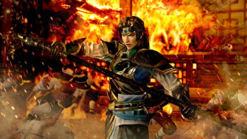 Xtreme Legends Dynasty Warriors 8 Complete Edition (PS4)