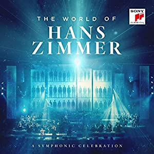 51ArMCcNuaL. SS300  - The World of Hans Zimmer - A Symphonic Celebration (Vinyl) [Vinyl LP]