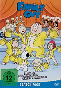 Family Guy - Season 4 (3 DVDs)