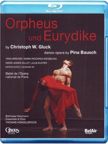Pina Bausch - Orphée et Eurydice (chorégraphie Pina Bausch)