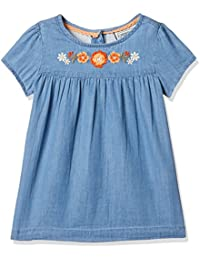 Cherokee Girls' Plain Regular Fit Cotton Shirt