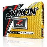 Srixon Z Star Bolas 4 Capas De Golf, Unisex Adulto, Blanco, M