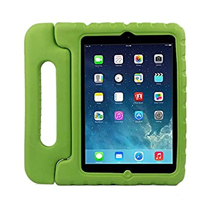 Bluester Tablet Stand, Multifunction Kids Shock Proof Handle Protective Case For iPad Mini - cheap UK light store.