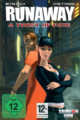 Runaway: A Twist of Fate [Edizione : Germania]