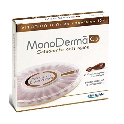 ( 2907 ) GIULIANI MONODERMA C10 GEL 28VEGICPS0.5 - Derma E-körperpeeling