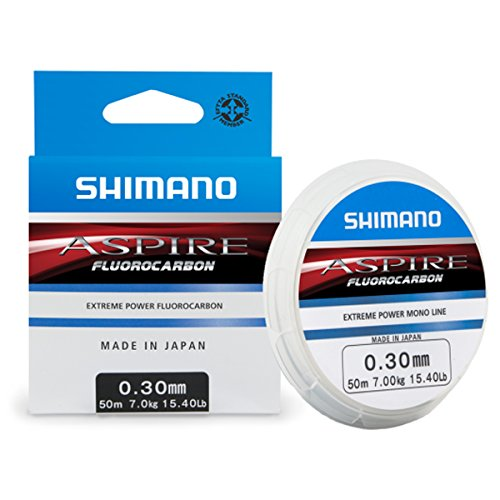 Shimano Aspire Fluorocarbon 50 m Test