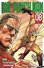 ONE-PUNCH MAN - Tome 08 (8) de ONE