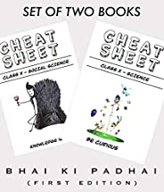 CHEAT SHEET - SCIENCE & SOCIAL SCIENCE CLASS 10 BY BHAI KI PA
