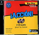 Accion - Espagnol - 2 CD audio collectifs