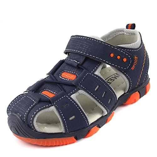 Zapatos Niño SMARTLADY Niños Casual Verano Sandalias (23, Azul)