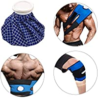cammate Ice Tasche mit Schulterriemen, 9Zoll wiederverwendbar Hot Cold Ice Tasche für Verletzungen mit Gurt Wrap... preisvergleich bei billige-tabletten.eu