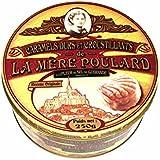 La Mère Poulard Boîte Fer Assortiment de Caramels 250 g