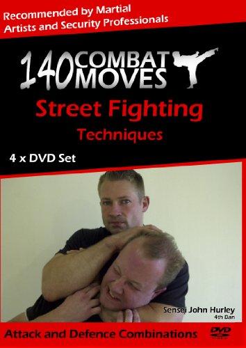 140-mosse-da-combattimento-140-combat-moves-4-x-dvd-corso-autodifesa-di-studio-familiare