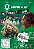 Werder Bremen-Saison 2010/11 [Alemania] [DVD]
