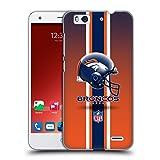 Offizielle NFL Helm Denver Broncos Logo Ruckseite Hülle