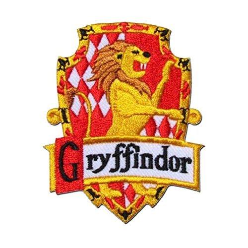 Insignia Harry Potter Gryffindor bordada planchar