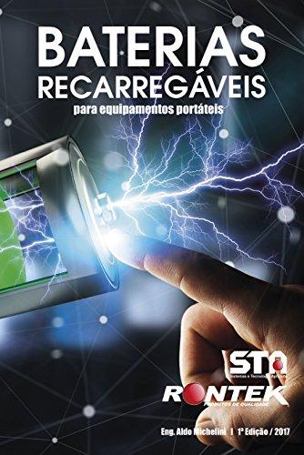 Baterias Recarregáveis : Para Equipamentos Portáteis (Portuguese ...