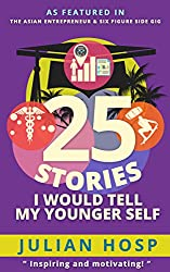 Retired by 30 - this is how!: 25 inspirational and motivational stories for my Younger Self on how to take smart shortcuts in life to achieve fast and groundbreaking success (English Edition)