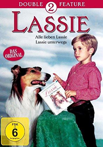 Lassie Double Feature 2 - Alle lieben Lassie / Lassie unterwegs