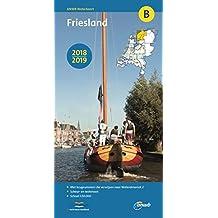 Wasserkarte B Friesland 1:50 000 (ANWB waterkaart (B))