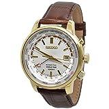 Seiko Seiko Kinetic Quarz-Uhren SUN070P1 weiß