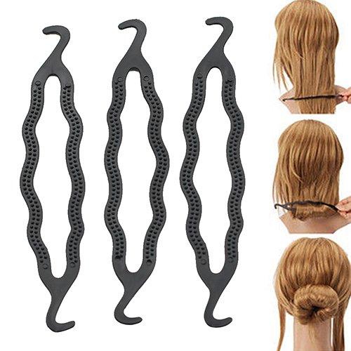 5 pinzas de pelo de doble gancho de Brussels08 para...