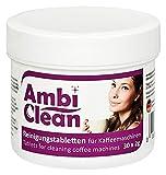 Reinigungstabletten für Kaffeevollautomat und Kaffee-Maschine | 30 Tabletten je 2g auch für Espresso-Maschine, Kapselmaschine und Padmaschine geeignet | Hergestellt in Deutschland