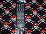 Mitsubishi Projection TV Remote Control 290P103A30 290P103030 Supplied with models VS-45609 VS-50609 VS-55609 VS-60609 Operates ALL Mitsubishi Projection TV s