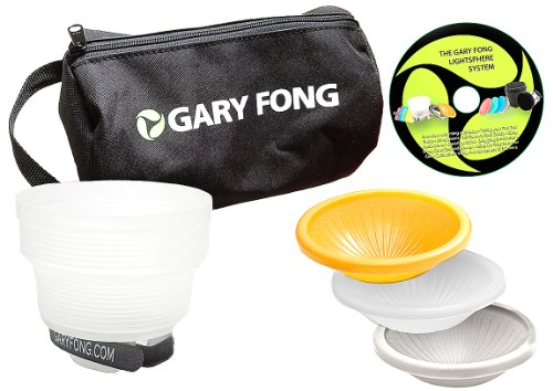 Gary Fong LSC-SM-WE Collapsible Wedding und Event Lighting Kit