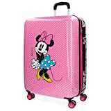 Disney Minnie Children's Luggage, 69 cm, 81 liters, Pink (Rosa)