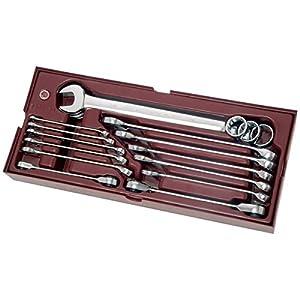Kraftwerk-14-4900-30B pzs. plat complet clé pulgad combinée.