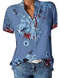 prix de la rue nouvelle collection meilleur site Amazon.fr : daxon - T-shirts, tops et chemisiers / Femme ...