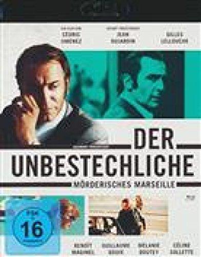 Bild von Der Unbestechliche - Mörderisches Marseille [Blu-ray]