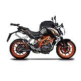 Seitentaschenträger SHAD KTM 125 Duke ABS 4T 200 390