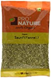 #1: Pro Nature 100% Organic Saunf, 100g