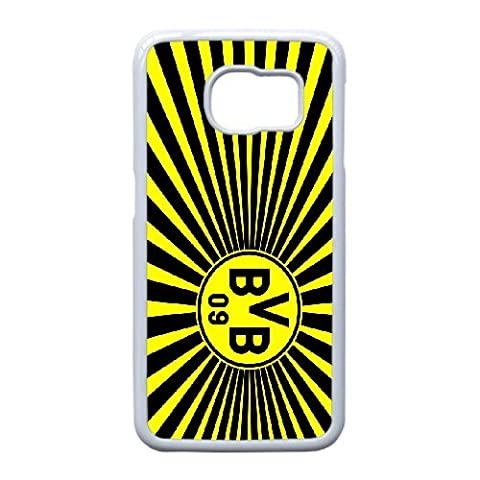 Personalised Samsung Galaxy S6 Edge Full Wrap Printed Plastic Phone Case BVB