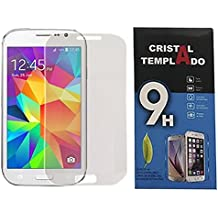 Fologar Protector de Pantalla Cristal Templado para Samsung Galaxy Grand NEO I9060