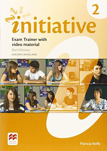 INITIATIVE 2 + Workbook Pk Cast - 9780230448384