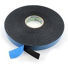 BonusBONUS Eurotech 2bfBF42.61.0025/010A # cinta de espuma de doble cara, cinta adhesiva, de pegamento acrílico, polietileno de célula cerrada, longitud total de 10m de largo x ancho de 25mm de ancho yx grosor de 0,8mm), color blanconegro