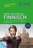 PONS Power-Sprachtraining Finnisch: Wortschatz, Grammatik und Kommunikation gezielt trainieren