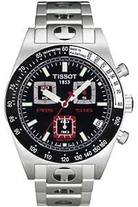 Tissot Herren-Armbanduhr XL Chronograph Quarz Edelstahl beschichtet T91.1.486.51