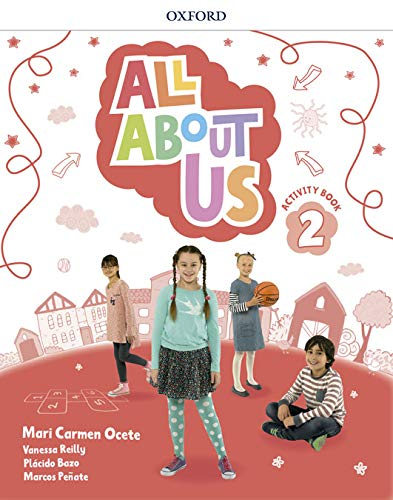All About Us 2 Activity Book