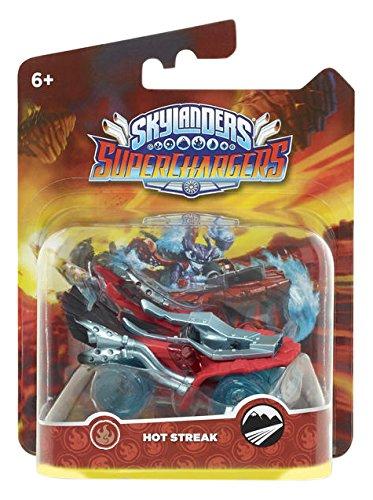 Skylanders: SuperChargers – Hot Streak (Vehicle) 51ArgzQNWOL